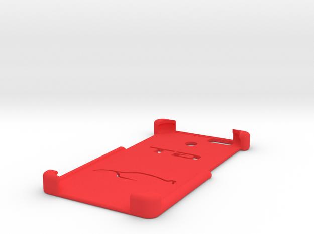GTR35 Iphone 6 Case in Red Processed Versatile Plastic