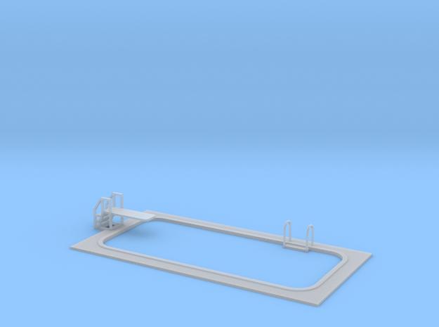 15mm Swimming Pool (Rectangular)