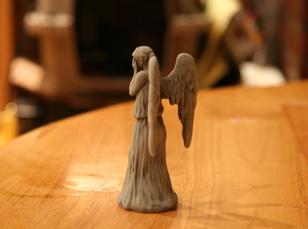 Some Call Me a Weeping Angel.. 3d printed eh?