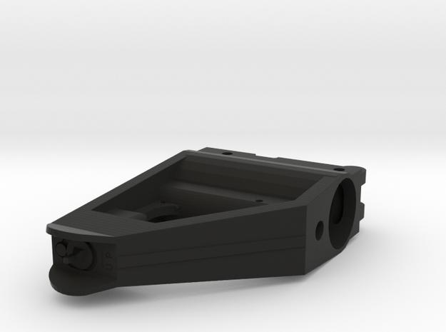 L119A1 front sight in Black Natural Versatile Plastic