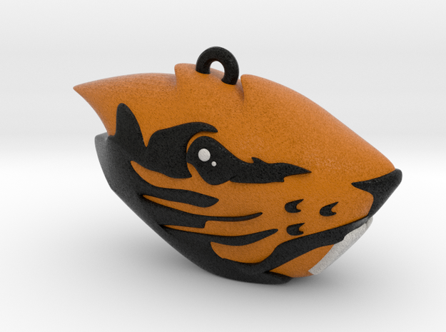 OSU Beaver 3d printed