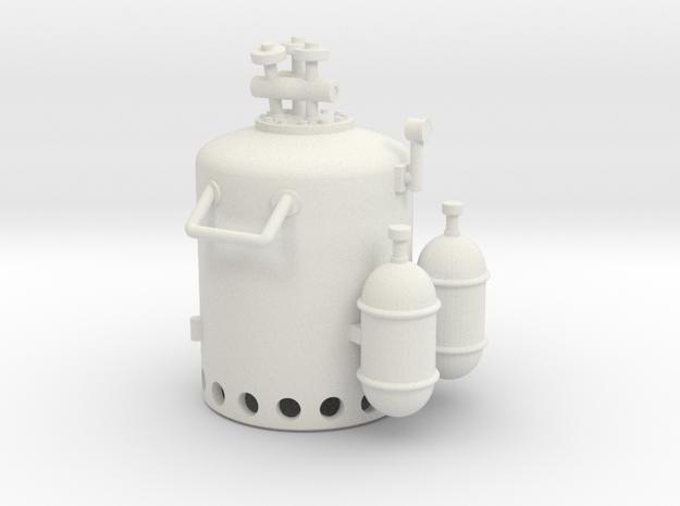 Vosper Smoke Generator 1/35 Scale