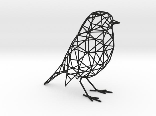 Bird wireframe
