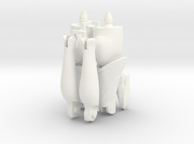 FB01-Legs-05  7inch 3d printed