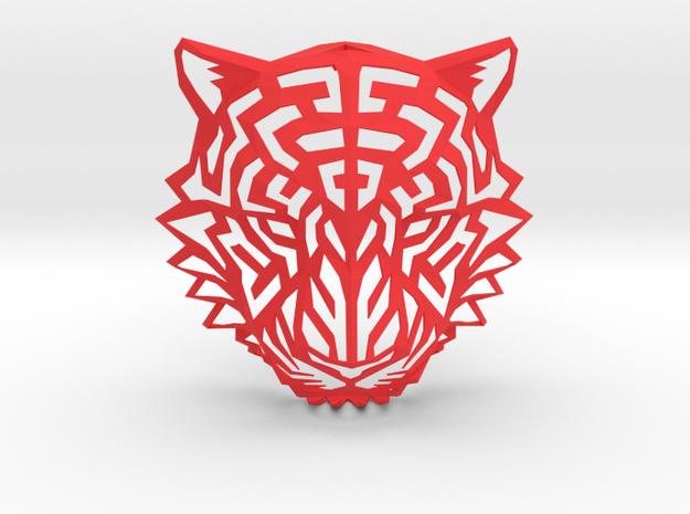 Modern Faux Taxidermy - Tiger Head (M)