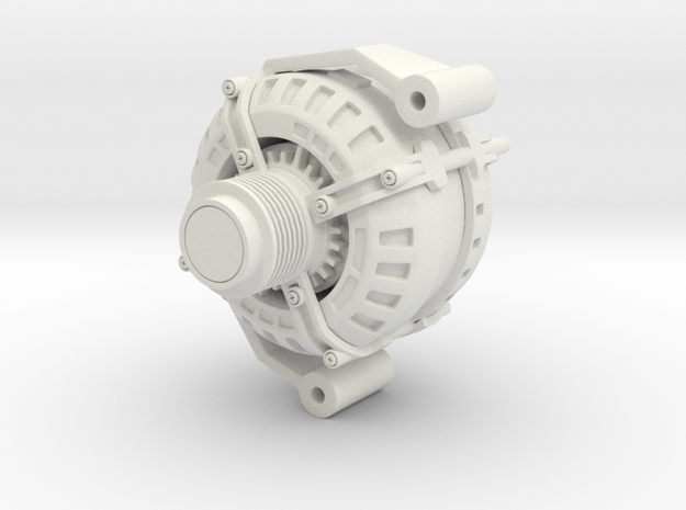 3D Printed Alternator - Large