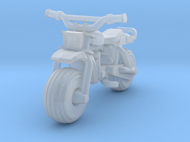 1/87 Scale ATC Mini Bike in Smooth Fine Detail Plastic