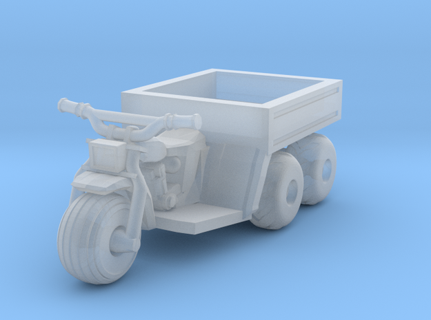 5 Wheeler Farm ATV 1/ 64 Scale in Frosted Ultra Detail
