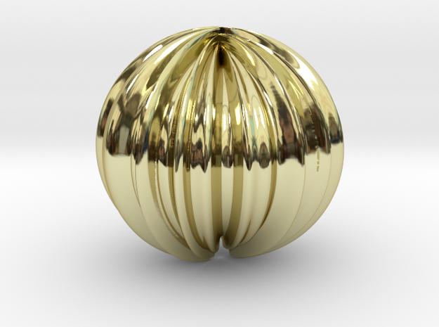 Sphere3 in 18k Gold