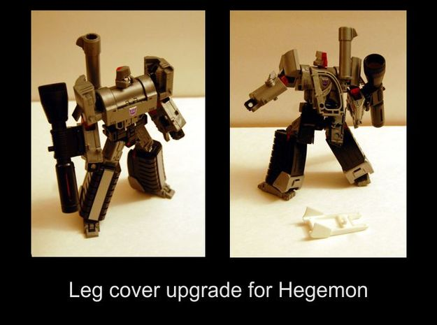 Hegemon Leg Covers  V1