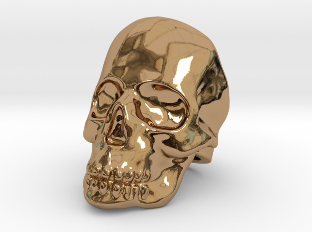 Skull Ring - Size US 10