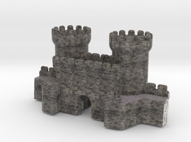 Castle Gate in Full Color Sandstone