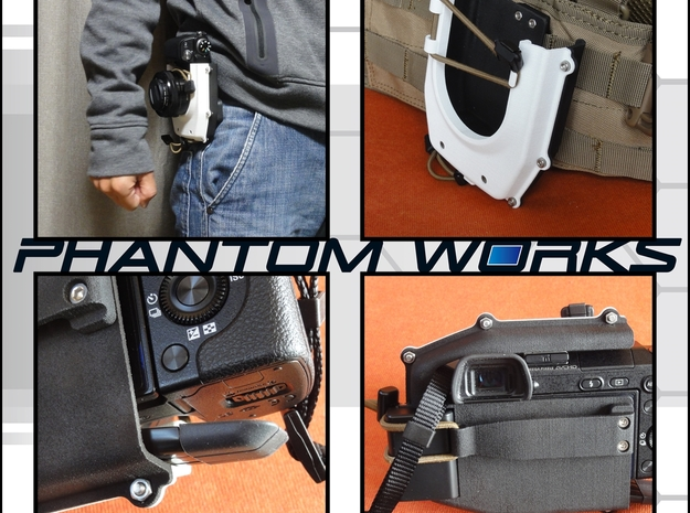 For SONY NEX-6 Camera Holster