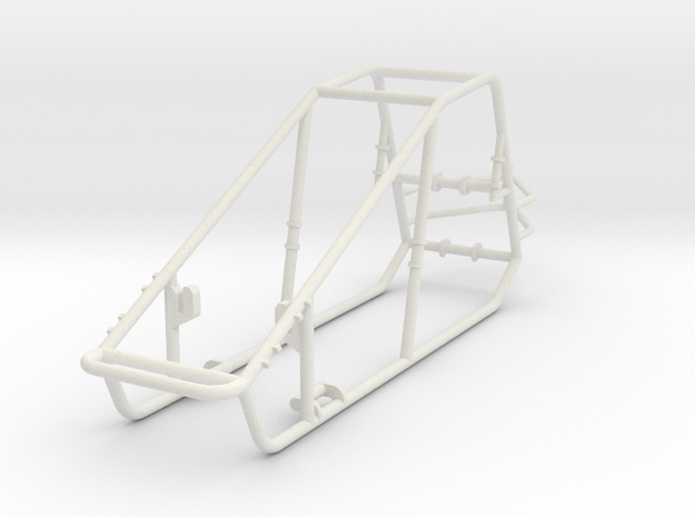 Frame in White Strong & Flexible