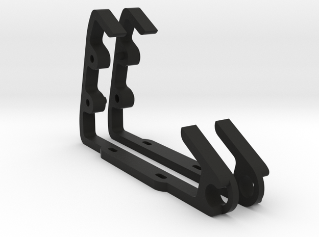 The Hook for iPhone 6 in Black Natural Versatile Plastic