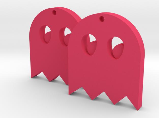 Ghost in Pink Processed Versatile Plastic