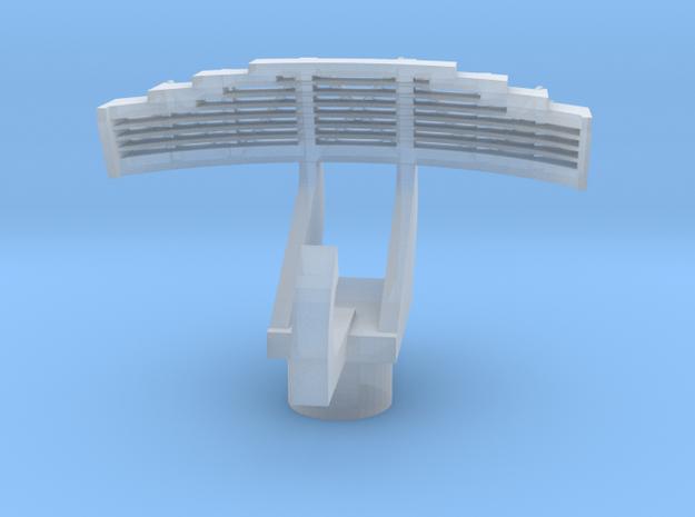 Radarschirm Holland in Smooth Fine Detail Plastic