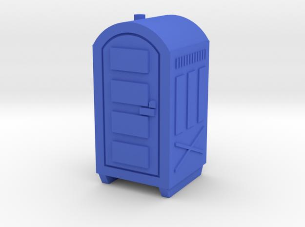N Scale Portable Toilet