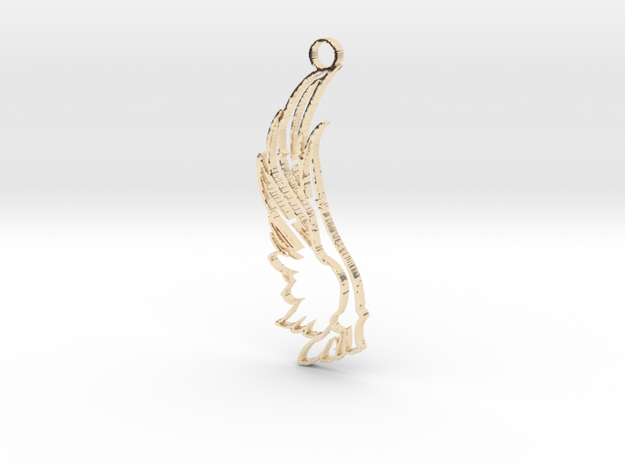 Raziel in 14K Yellow Gold