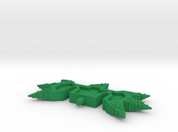 Piezopernach Part B (Energized variant) 3d printed