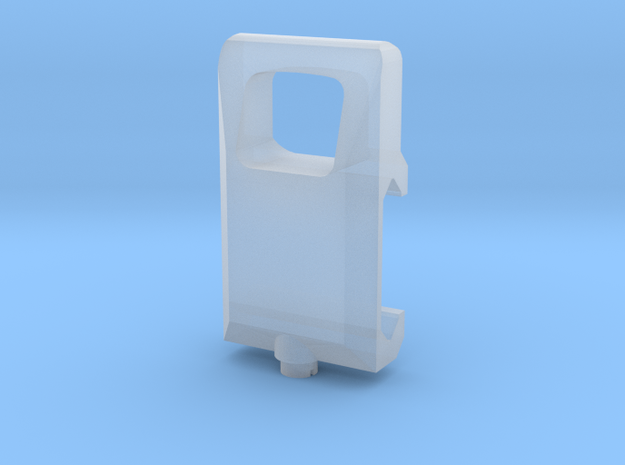 Magpul Picatinny Sling Mount Scaled in Smooth Fine Detail Plastic