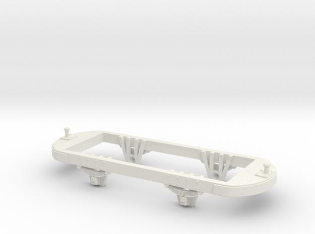 O9 long underframe 3d printed
