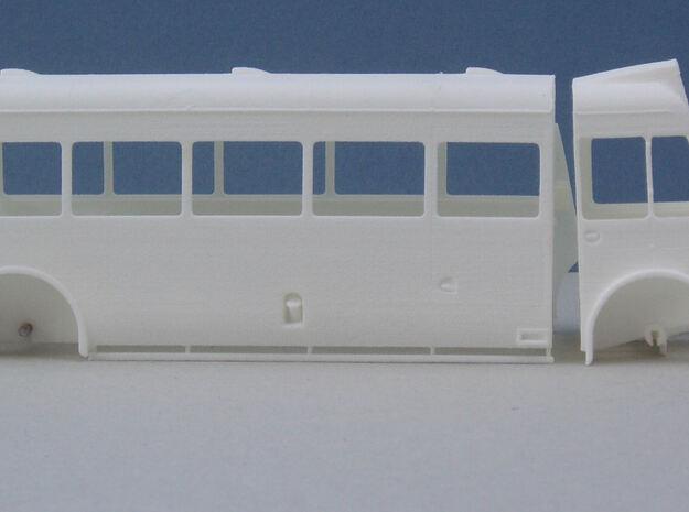 1:43 Bristol L5G ECW Bus  1946 3d printed