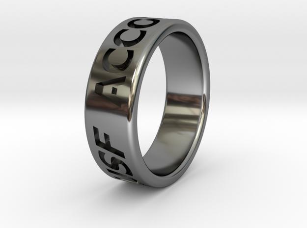 USF Ring 2014 Silver in Premium Silver