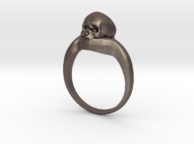 150109 Skull Ring 1 size 7