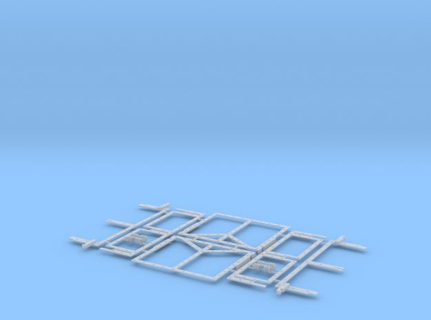GN 15 Erzlore / Orecar  Teil 2 / Part 2 in Smooth Fine Detail Plastic