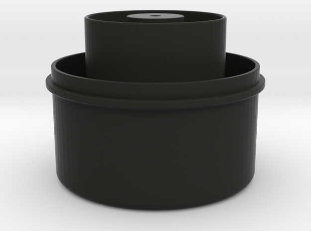RainFilter Cover (part 1 of 2) in Black Strong & Flexible
