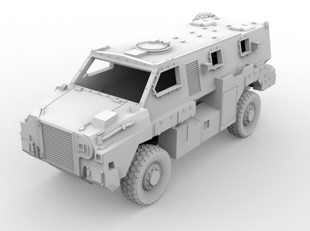 Bushmaster IMV(HO/1:87 Scale) 3d printed