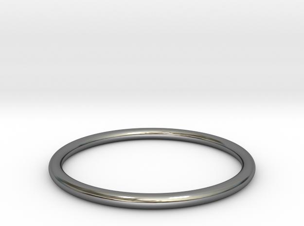 Bracelet small  in Fine Detail Polished Silver