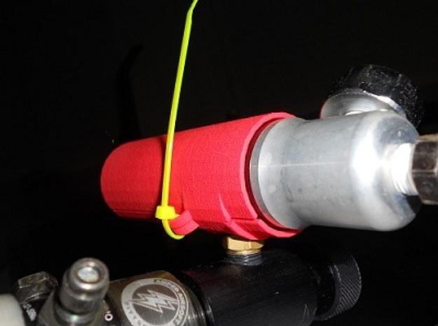 Lock - AKA 2-Liter (Hinged) 3d printed