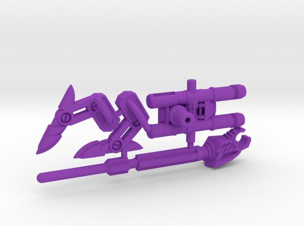 BH Archer Warhead Bow Full Upgrade Kit 3d printed