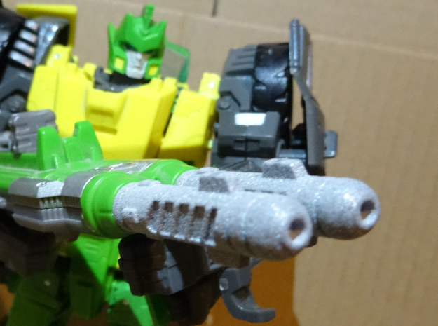 Generations Springer - Upgraded Weapon Barrels