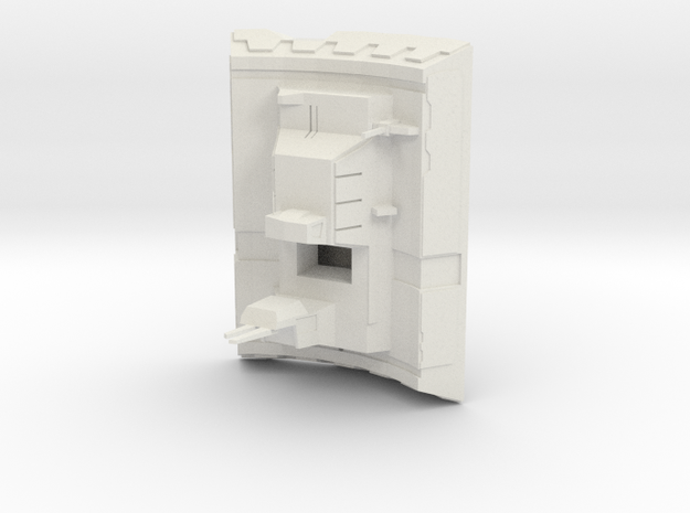 Taiidan Research Outpost 3d printed