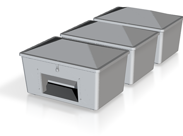 H0 1/87 Streugutbehälter 3d printed