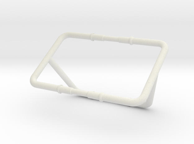 Side Protectors in White Strong & Flexible
