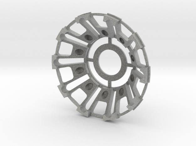 Iron man internal arc part 3d printed