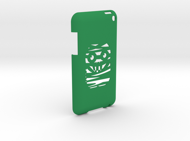 iPod Touch Cover 3d printed