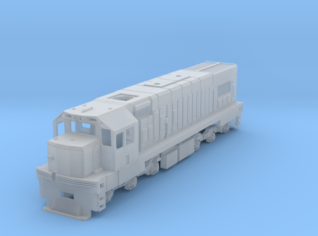 1:87 (HO) Scale New Zealand DC Class, Includes ... in Smooth Fine Detail Plastic