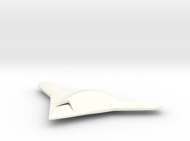 1/285 X-47B  3d printed