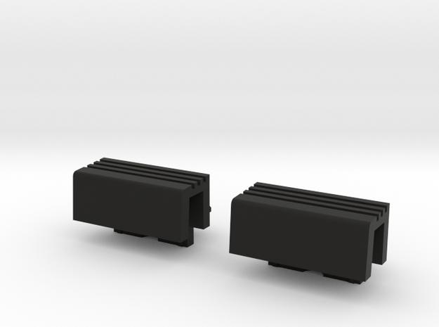 Keyboard Interlock Knobs for SX-64 3d printed