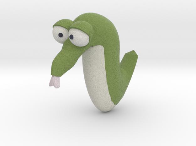 Snake 3d printed