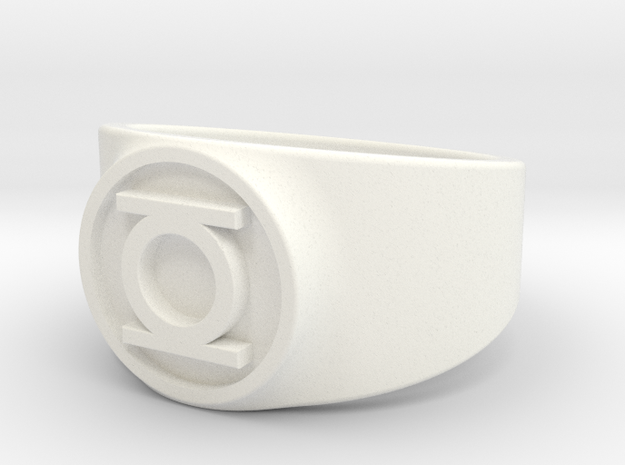 Original Hal GL Ring Sz 15 3d printed