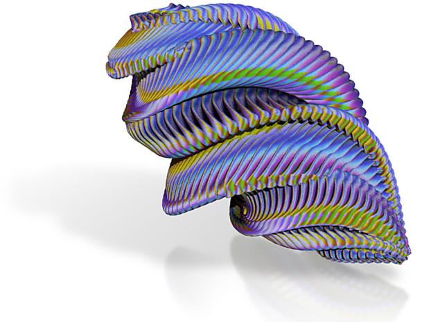 Spiral Shell 2, Medium-small 3d printed