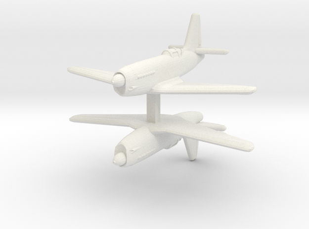 1/300 Mig-13 3d printed