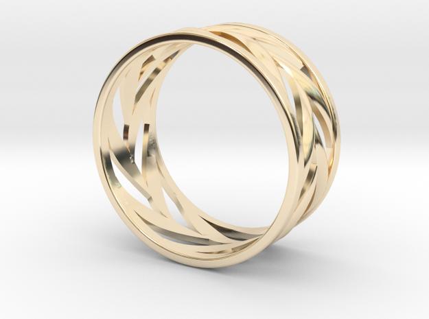 Ring Luyangdesign in 14K Yellow Gold