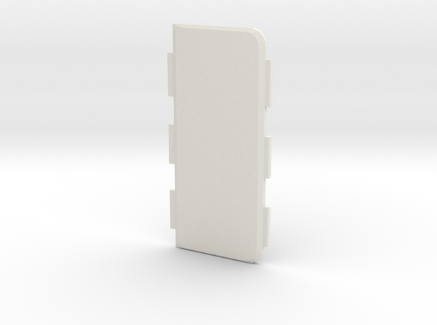 Mark VI Cover Standard in White Natural Versatile Plastic